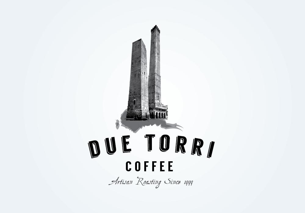 Due Torri Coffee logo
