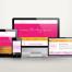 Perfect Threading Salon UI Web showcase